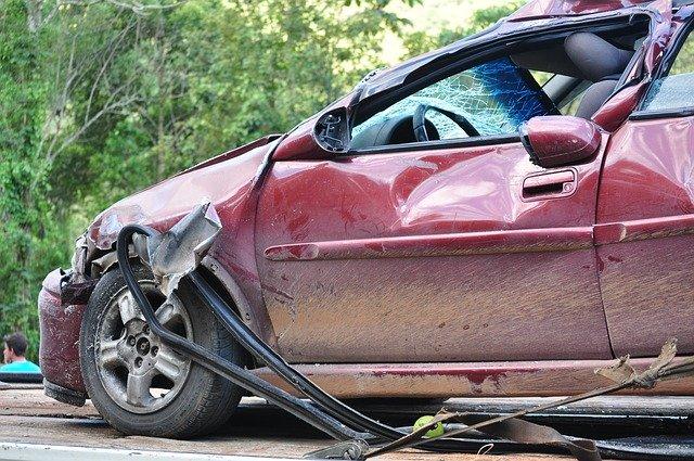 מה לעשות במקרה של תאונת דרכים?